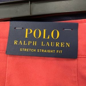 Polo Stretch Red Chinos